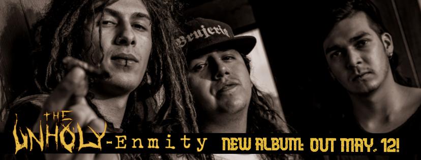 ESTRENO | The Unholy presenta un avance del álbum Enmity