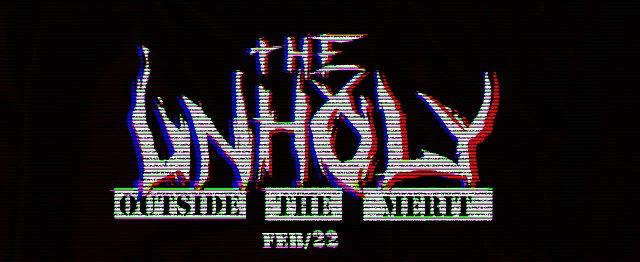 ESTRENO | The Unholy presenta Outside The Merit